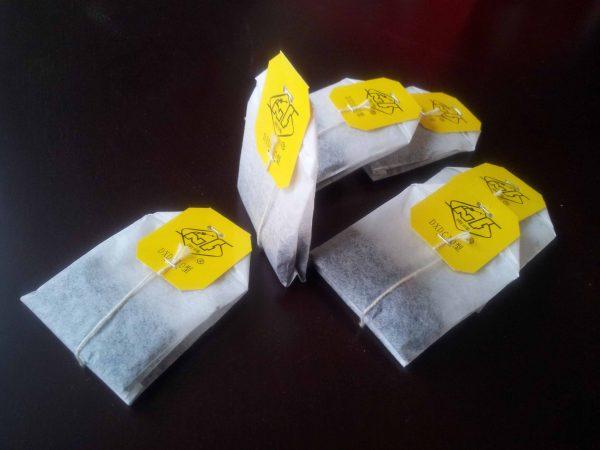 Gói trà túi lọc kép lipton dimah