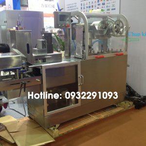 Máy ép vỉ thuốc tự động giá rẻ DPP-150C