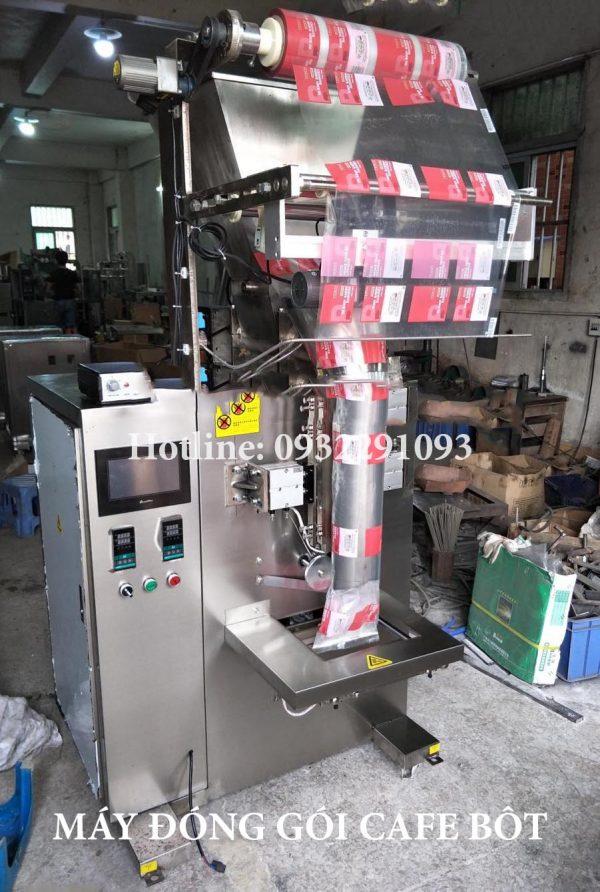 Máy đóng gói cafe bột tự động