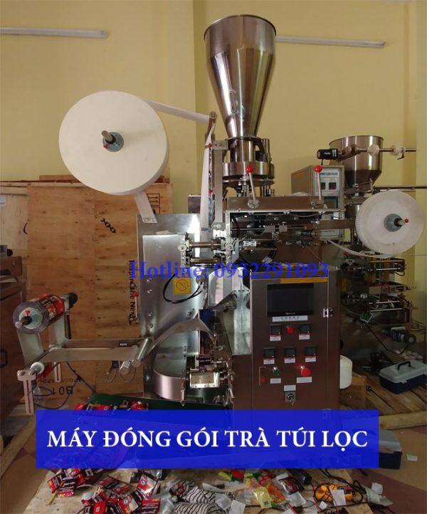 Máy đóng gói trà túi lọc YD169