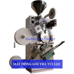 Máy đóng gói trà túi lọc tự động CCFD6