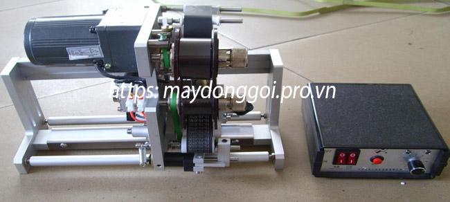Máy indate tự động lắp trên máy đóng gói
