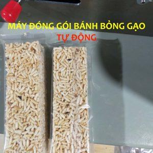 May dong goi banh bong gao tu dong